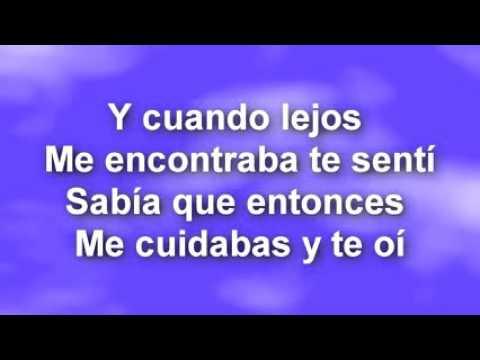 Marcela Gandara Supe que me amabas Letra