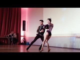 Pablo y Raquel Dominican Bachata Show / Voy a Beber - Andy Santiago @Bachata Connection Cologne 2019