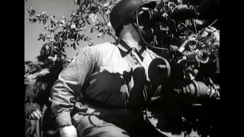 Боевой киносборник 2 Фильм 1941 года Советский военный фильм смотреть отечественная война СССР