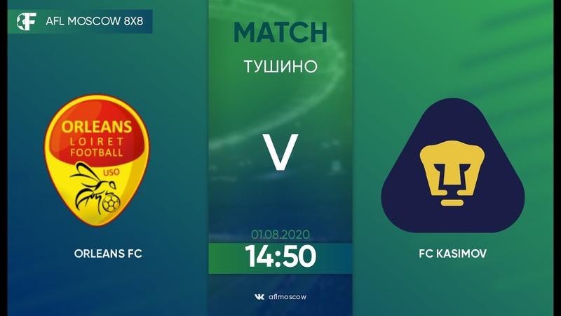 AFL20 Euroleague C1 Day 5 Orleans FC FC Kasimov