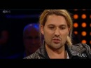 David Garrett's interview Talk show 3 nach 9 (NDR.de, 9 10 2015)