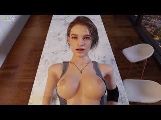 Jill Valentine fuck POV Resident Evil 3 Remake