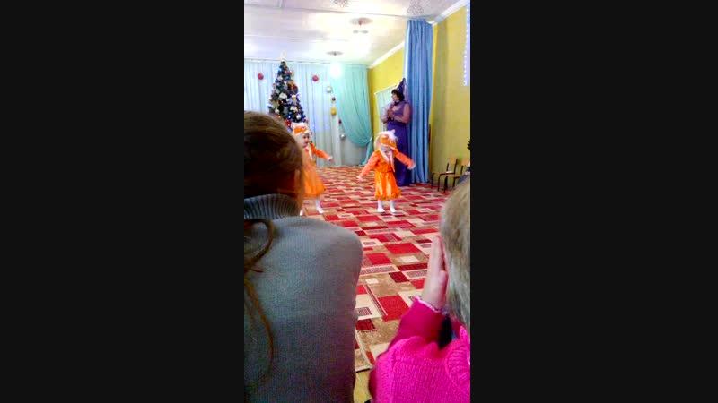 танец маленьких лесичек