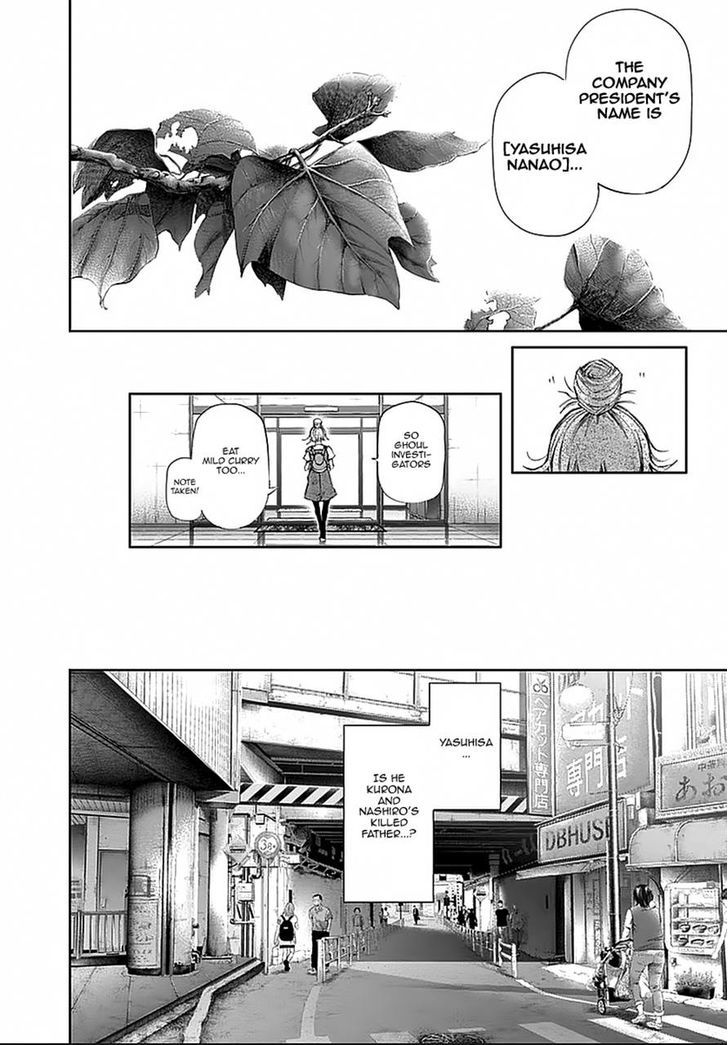 Tokyo Ghoul, Vol.12 Chapter 115 Collapse, image #8