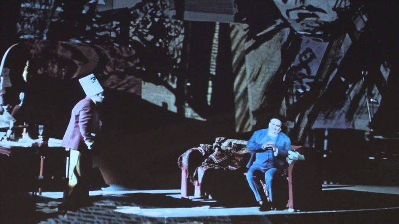 Around Lulu EYE 28 5 2015 a conversation between William Kentridge and Pierre Audi