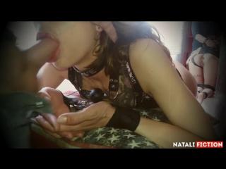Natali Fiction - кончил в ее рот дважды
