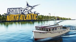 РЫБАЛОЧКА С КОМАНДОЙ - Fishing: North Atlantic (стрим) #5