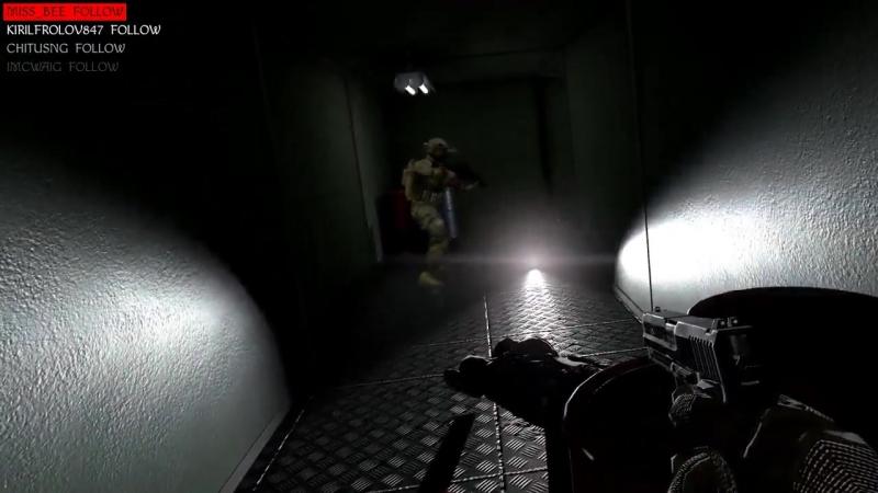 Ужасы войны с игрой в виртуальной реальности Onward