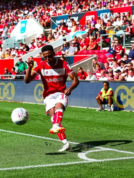 Отчет на игрока «Бристоль Сити»: Никлас Элиассон, изображение №3