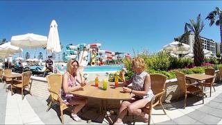 Пляж, бассейны, SPA (Port & River Hotel)