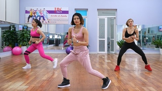 High Intensity Workout to Lose Weight Super Fast - Newest Aerobic Exercises 2021 | Eva Fitness