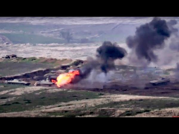 Armenia Azerbaijan in clashes over disputed Nagorno Karabakh region