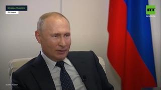 Путин про лживый запад + мнение немцев