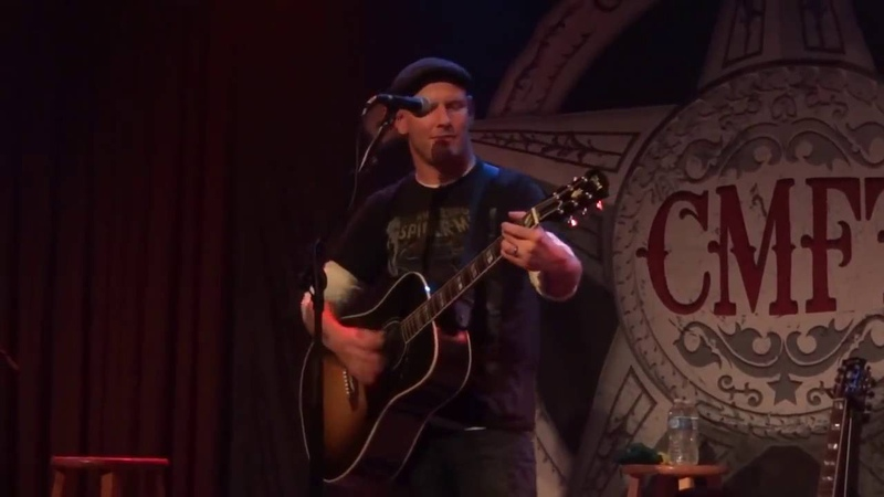 Corey Taylor from Stone Sour ZZYZX Road acoustic version