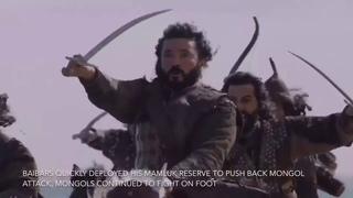 Битва при Эльбистане. Мунке-Тимур и султан Бейбарс.