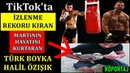 Martının Hayatını Kurtaran Türk Boyka Halik Özışık ın TikTokta İzlenme Rekoru Kıran Videonun Tamamı