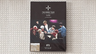 UNBOXING - 2017 BTS Live Trilogy Episode III The Wings Tour In Japan -Special Edition