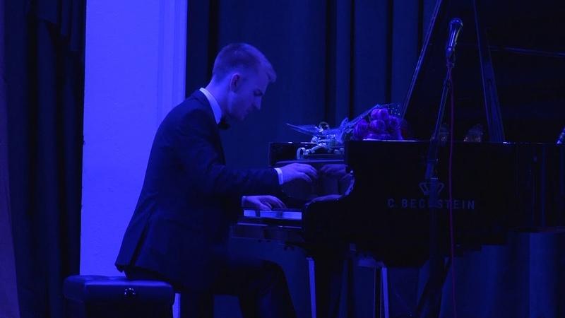 Arseny Vladimirov - Leonard Bernstein, Some Other Time (LIVE at Smolensk Big Philarmonic Hall)