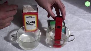 Сравнение соды и Коралловой Воды