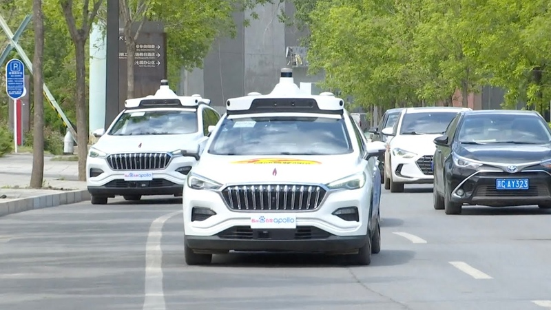 Chinese tech giant to introduce driverless ride hailing services in Beijing