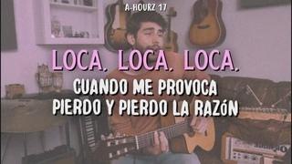 Alvaro Soler - Loca (Letra) [Audio]