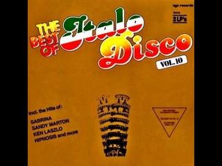 The Best  of Italo Disco, Vol 10 (Full Album)