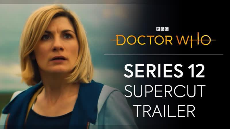 Доктор Кто Doctor Who S12 2020