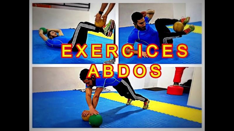 LES 7 MEILLEURS EXERCICES ABDOS