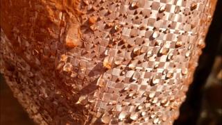 🍯 ОТМУЧИВАНИЕ: Как очистить Глину от камней и высушить? Волшебство Керамики