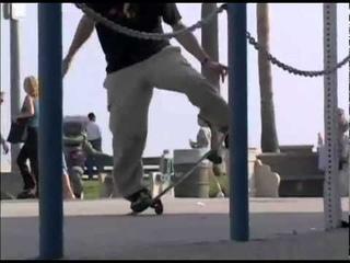 """Rodney Mullen in Globe Shoes """"Opinion"""""""