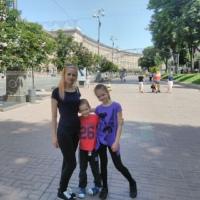 Фотография страницы Анны Алексенко ВКонтакте