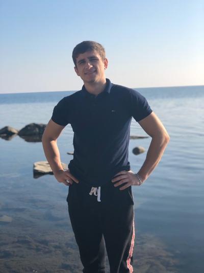 Артур Макастарян, Туапсе