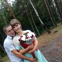 Фотография страницы Юли Вовк ВКонтакте