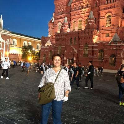 Людмила Дюжина, Саранск