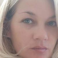 Фотография страницы Елены Лялиной ВКонтакте