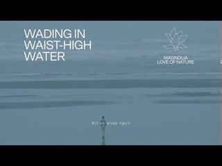 """Fleet Foxes - """"Wading In Waist-High Water"""" (Lyric Video)"""