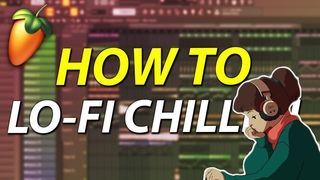 How To: Lo-Fi Background Music - FL Studio 20 Music Production Tutorial