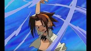 смешные моменты из аниме 'Шаман Кинг' #2