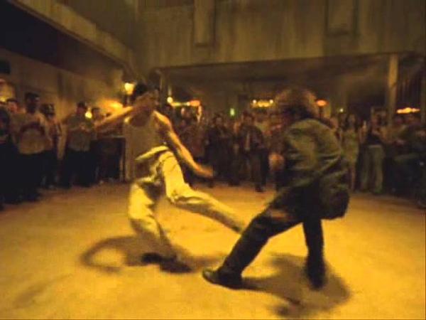 Tony Jaa Music Video