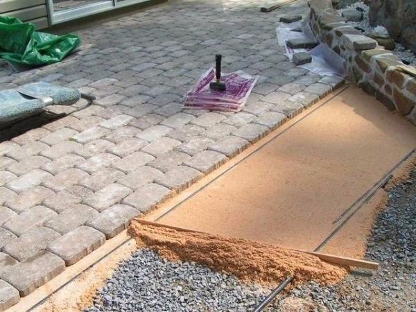 Укладываем тротуарную плитку самостоятельно, изображение №4
