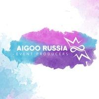 Логотип Aigoo Russia K-Pop Events K-Pop Мероприятия
