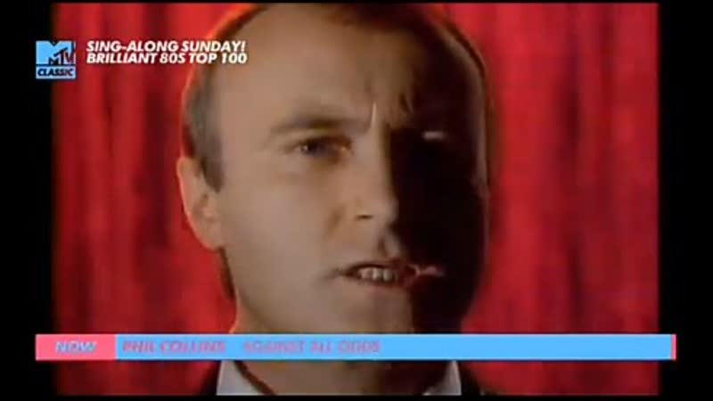 Phil collins agains't all odds mtv classic