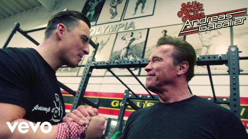 Andreas Gabalier Pump It Up The Motivation Song ft Arnold Schwarzenegger