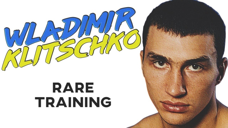 Wladimir Klitschko RARE Training In Prime