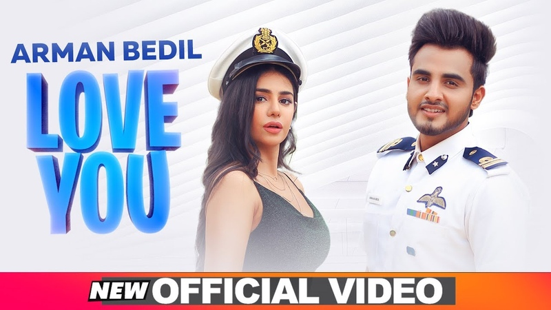 Armaan Bedil Love You Official Video Bachan Bedil Latest Songs 2019 Speed Records