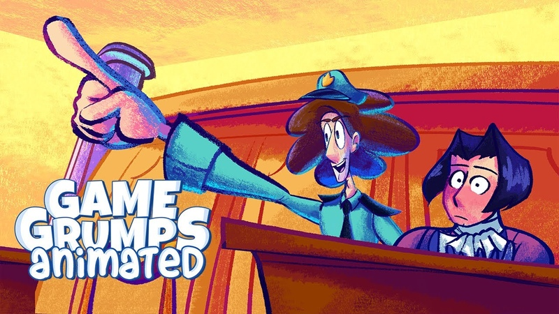 Starcrossed Attorneys (by David Oneacre) - Game Grumps Animated