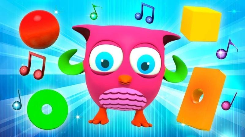 Dessin animé pour enfants. Hophop et sa chanson