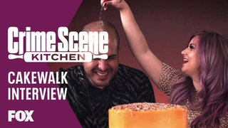 A Winning Recipe: Luis and Natalie | Season 1 Ep. 9 | CRIME SCENE KITCHEN