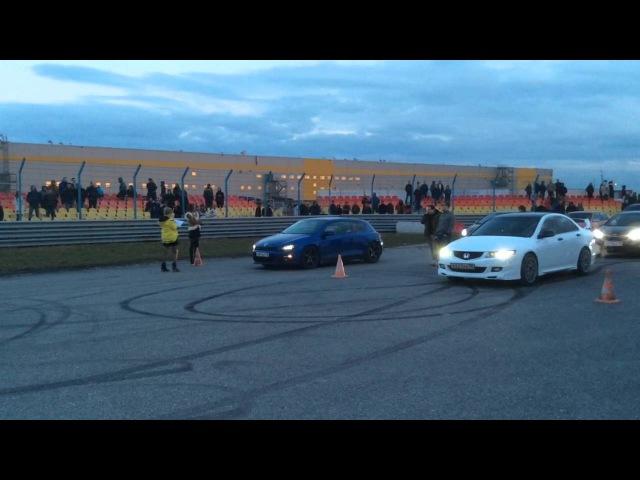 VW Sirocco vs Honda Accord