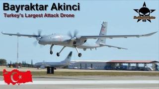 Bayraktar Akinci Turkey's largest attack drone
